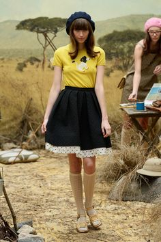 Orla Kiely | Spring 2014 Ready-to-Wear Collection | Style.com