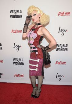 LOS ANGELES, CA - MAY 19: Violet Chachki attends RuPaul's Drag Race Season 7 Finale at the Orpheum Theatre on May 19, 2015 in Los Angeles, California. (Photo by Jason Kempin/Getty Images for Logo TV)