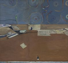 Richard Diebenkorn. Large Still Life. 1963