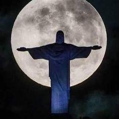 Christ The Redeemer, Rio 2016, Chicken Scratch Embroidery