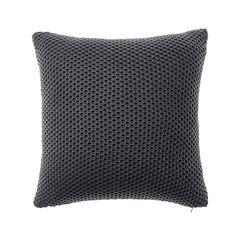 Honeycomb Coal Cushion