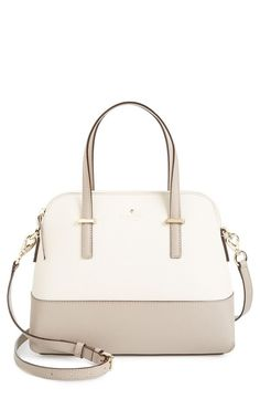 Kate Spade Two Toned Satchel