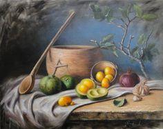 Rose Fernandes - Artista Plástica | Galeria de Obras
