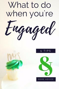 What to do when you get engaged. Where to start Wedding Planning. Engagement Advice from Green-Eyed Girl Productions