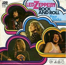 Rock and Roll (Led Zeppelin song) - Wikipedia, the free encyclopedia