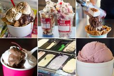 Take a look at our favorite places to eat ice cream in Phoenix, including artisanal shops, retro throwback diners, and a vegan bakery/cafe.