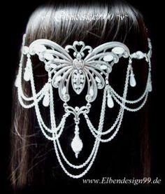 Butterfly Headdress