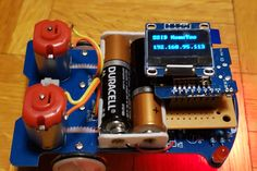 Internet Radio, Wifi, Arduino, Projects, Log Projects, Blue Prints