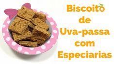 Biscoito de Uva com Especiarias Veronica Laino