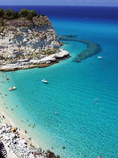 Tropea (Italy) by Matteo Gusman Tropea Italy, Calabria Italy, Vacation Destinations, Dream Vacations, Vacation Spots, Beautiful Places To Visit, Beautiful Beaches, Beautiful World, Places To Travel