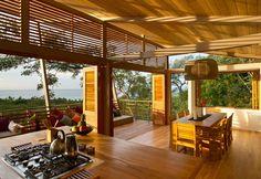 Une cabane en bois de luxe dans les arbres - ARCHIONLINE