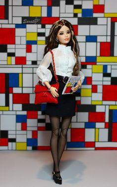 https://flic.kr/p/VmU4G5   Photocontest Barbie doll race   Italia's next fashionistas queen  VERNISSAGE