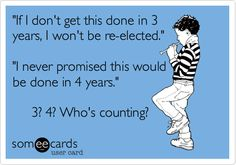 Who's counting?! Obviously, not Obama since those were the words that came out of his mouth.