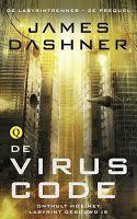 Recensie door Marion: De viruscode - James Dashner