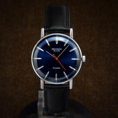 Sekonda De Luxe Ultra Slim Soviet Mens Watch From 70s