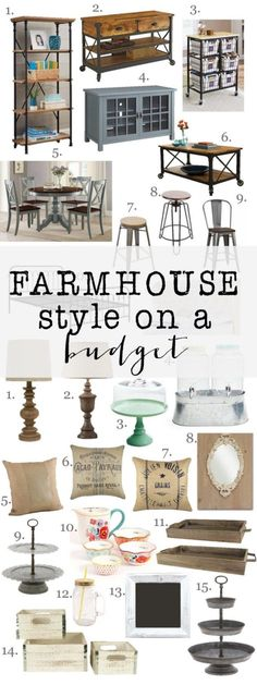 More gorgeous farmhouse style decoration ideas 63