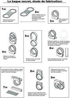 making a cool box ring - Anello con scomparto segreto