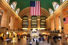 Free grand central terminal tour; Sundays at 10am. 1h45min