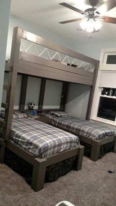 27 Best Bunk Bed Design Ideas For Boys Room