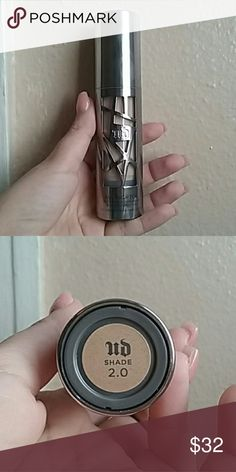 All nighter  urban decay All nighter liquid foundation, full coverage, longwear .mate finish ,waterproof , oil free Urban Decay Makeup Foundation