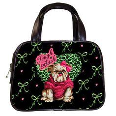 Tough Bitch Handbag Preorder Deposit by LttleShopOfHorrors on Etsy, $10.00