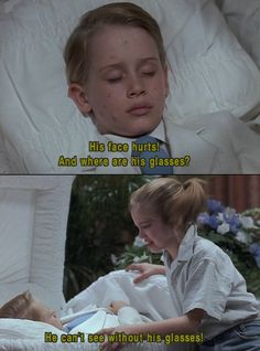 """MY GIRL"" awww, good memories from my childhood, This part was sad I cried like a baby"