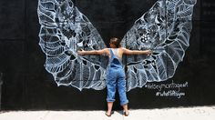 What Lifts You: The Intersection of Street Art and Social Media