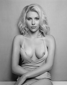 Scarlet Johansen - girl crush