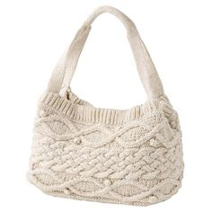 Lace Knitting, Knit Crochet, Macrame Supplies, Art Bag, Macrame Bag, Handmade Handbags, Crochet Purses, Cotton Rope, Knitted Bags