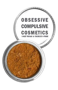 Women's Obsessive Compulsive Cosmetics Loose Colour Concentrate - Mimosa