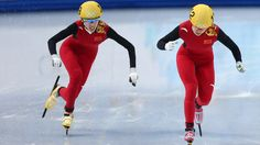 2014 Winter Olympics speed skating results: China earns first gold medal in short track