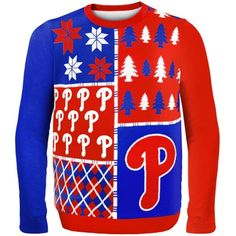 Philadelphia Phillies Ugly Sweater from Shibe Vintage Sports