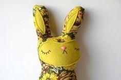 diy rabbit...too cute, huh, @Jillian Emmons?