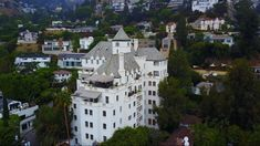 Chateau Marmont Chateau Marmont, Sunset Strip, Mansions, House Styles, Image, Home Decor, Decoration Home, Room Decor, Villas