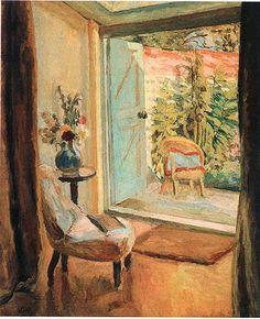 Vanessa Bell, The Open Door