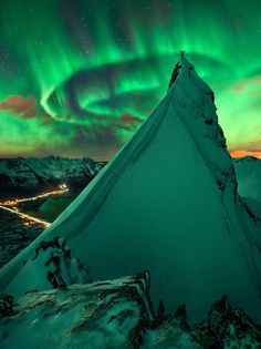 The Amazing City Of Svolvaer, Norway