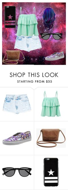 """""""A outfit"""" by jordanbond55 ❤ liked on Polyvore featuring MANGO, LE3NO and Givenchy"""