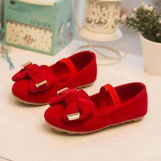 momsneed'shop: sepatu anak cewek - revita ribbon shoes
