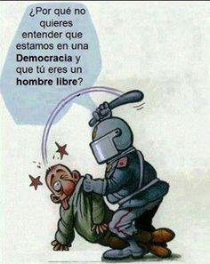De esta manera somos personas libres en #Venezuela