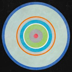 Target painting by Poul Gernes (1966)