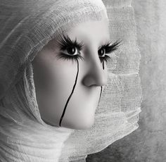 Oleg Dou - Fashion Photography - Dolls - Marionettes - Puppets - Halloween concept ideas