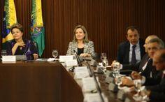 Dilma lança bomba de efeito moral contra manifestantes
