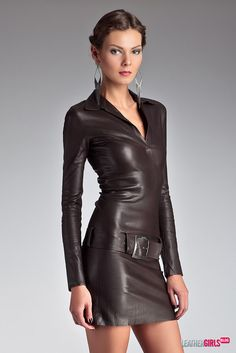 And now the weather from Heather, in leather.