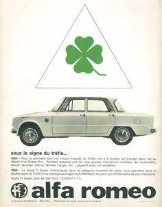 Alfa Romeo Giulia Ti - publ (1964)