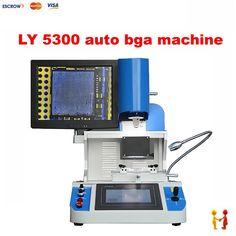 2980.00$  Watch here - http://alizpn.worldwells.pw/go.php?t=32749899628 - 3 Temperature zones Auto BGA Machine LY 5300 2500W BGA Reballing Machine for laptop, mobile phone 2980.00$