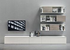 Novamobili Wall Unit/TV Unit/Bookcase 11
