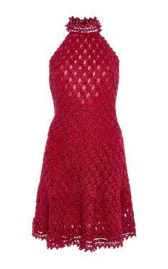Seventies Halter Dress - Vanessa Montoro