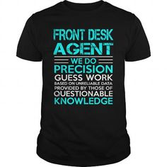 FRONT DESK AGENT A TITLE JUST ABOVE KING T Shirts, Hoodies. Check Price ==►…