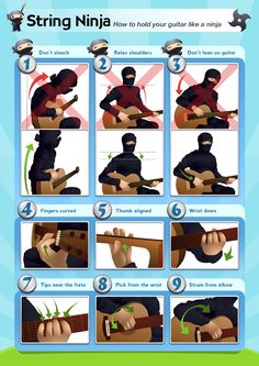 Learn how to play the acoustic guitar by using these easy to understand tips and hints. Playing a guitar is not difficult to learn, and can open numerous musical opportunities. Fender Acoustic Guitar, Best Acoustic Guitar, Guitar Songs, Cool Guitar, Guitar Tips, Srv Guitar, Ukulele, Basic Guitar Lessons, Online Guitar Lessons