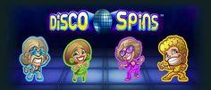 Neuer Beitrag DISCO SPINS hat sich auf CASINO VERGLEICHER veröffentlicht  http://go2l.ink/1HTA  #DISCOSPINS, #DISCOSPINSSlot, #NetEnt, #SlotSpiele, #Slots